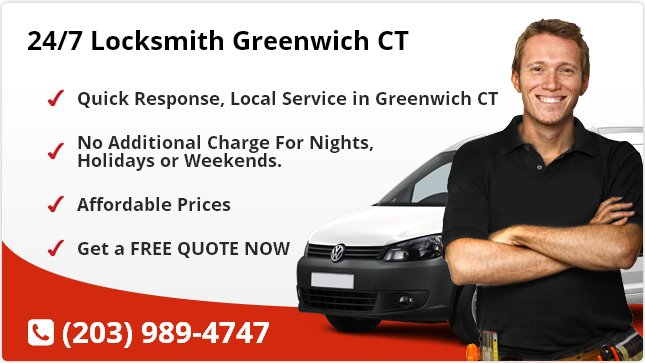 24 Hour Locksmith Greenwich